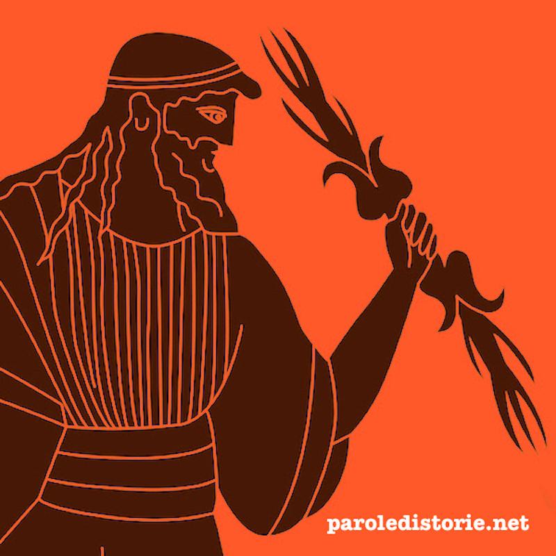 Dal grande Kaos al trono di Zeus. Mitologia